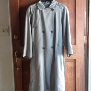 London Fog Towne Trench